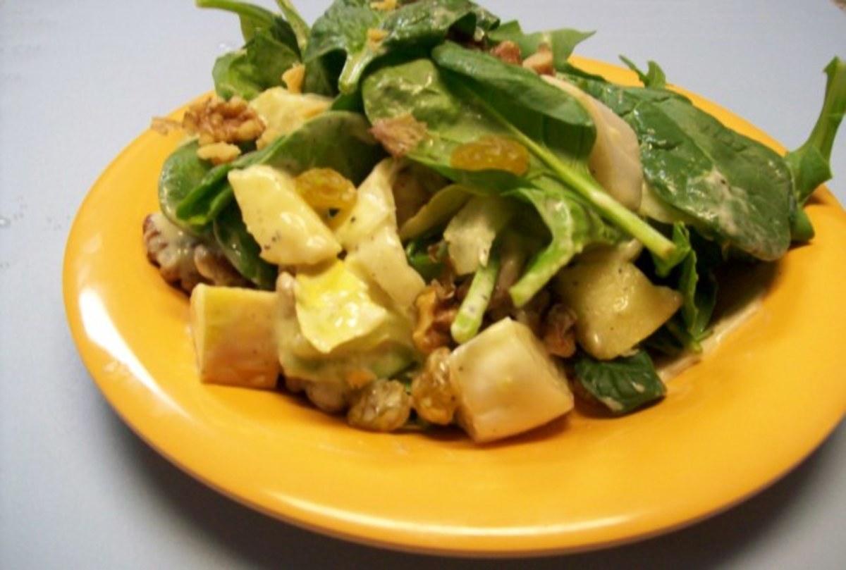 apple-arugula-walnut-salad