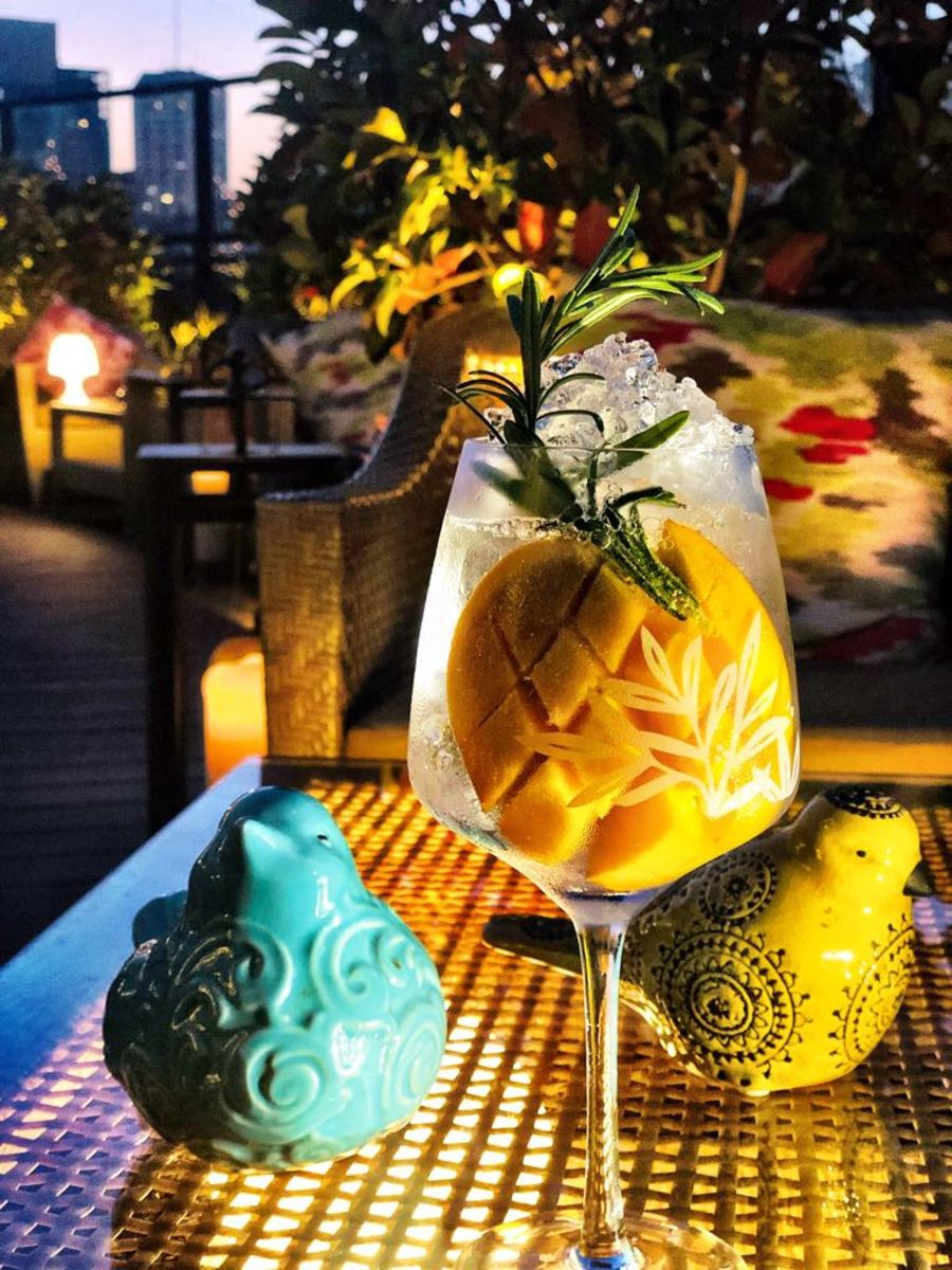 Gin Mare Mango