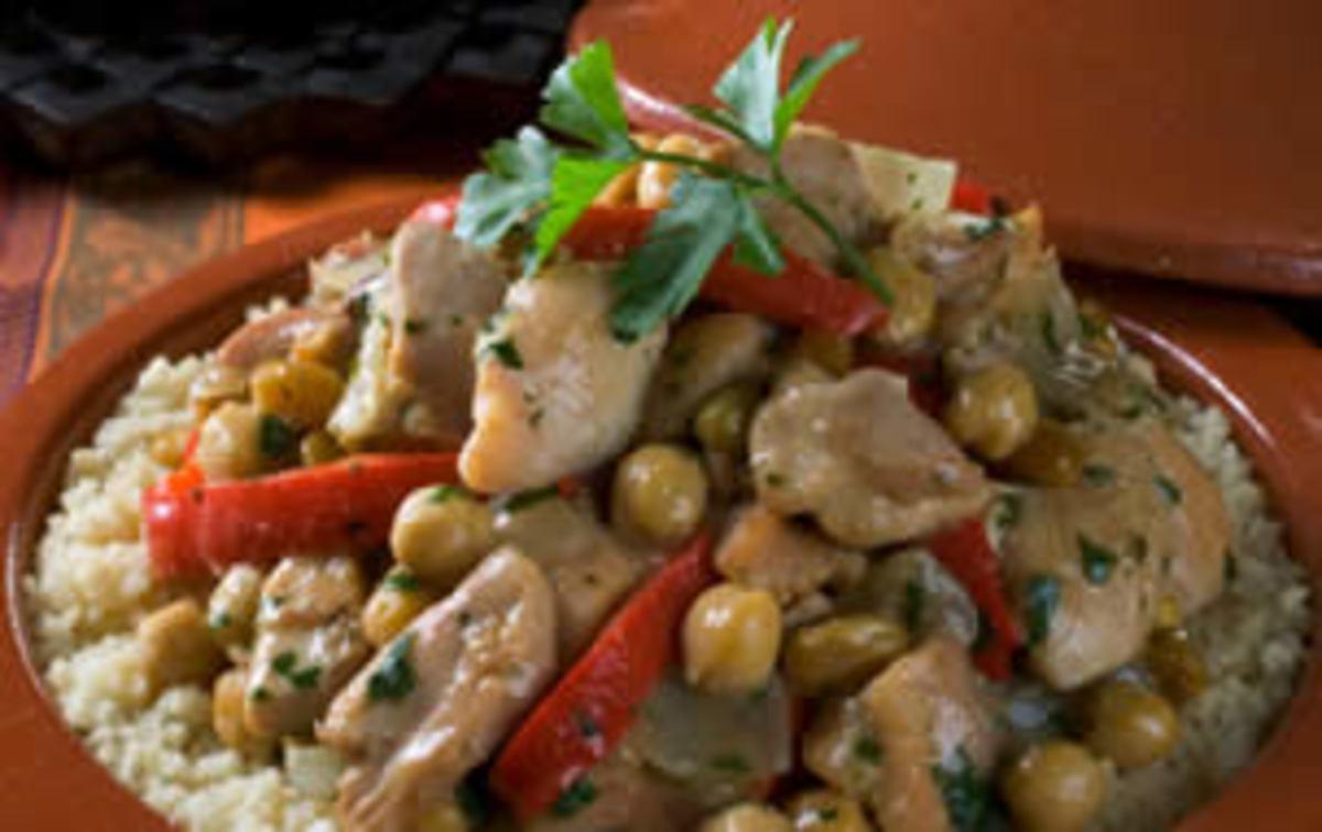 Casablanca Chicken Stew