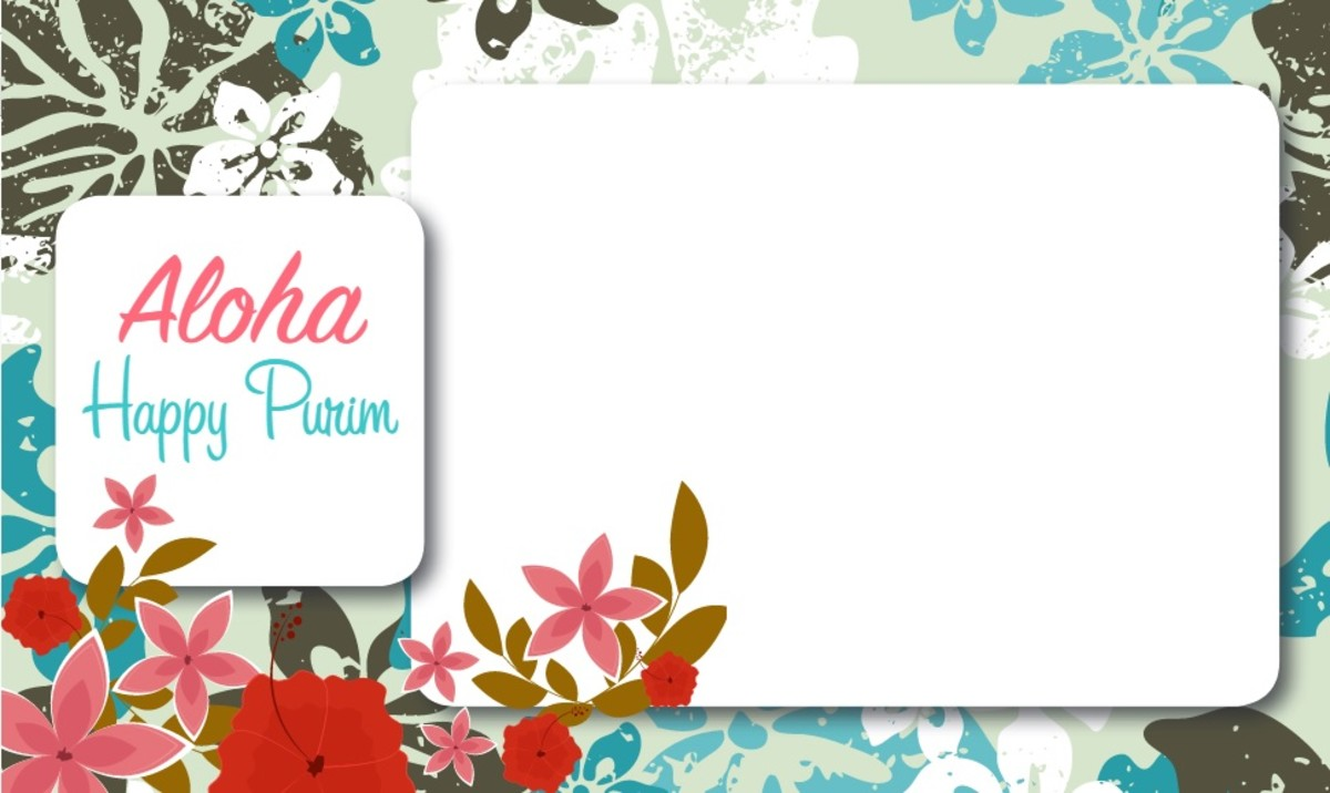Aloha Purim