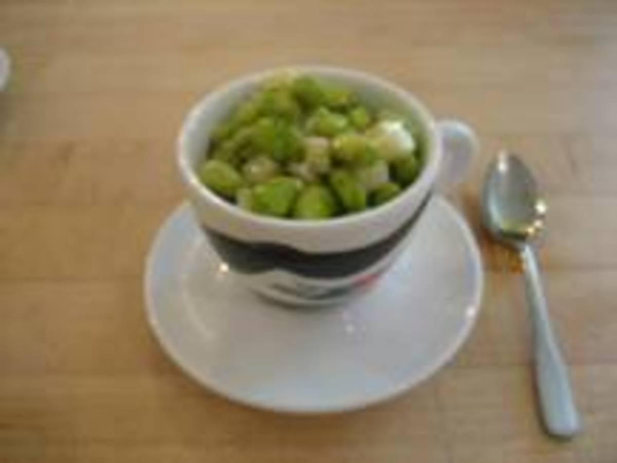 Fresh Fava Beans with Pecorino Cheese