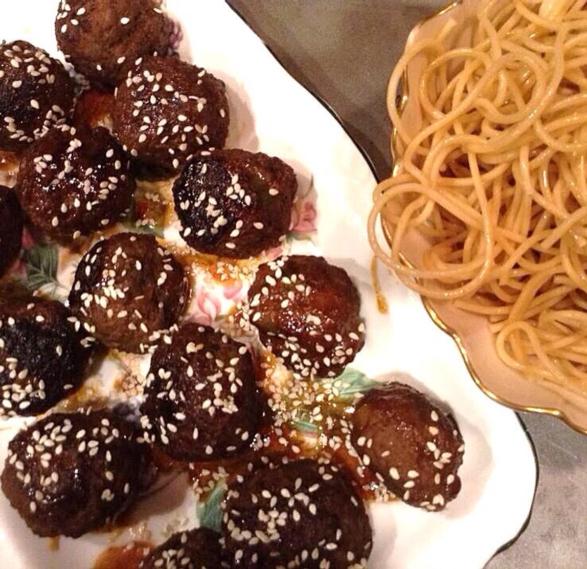 Sweet Meatballs