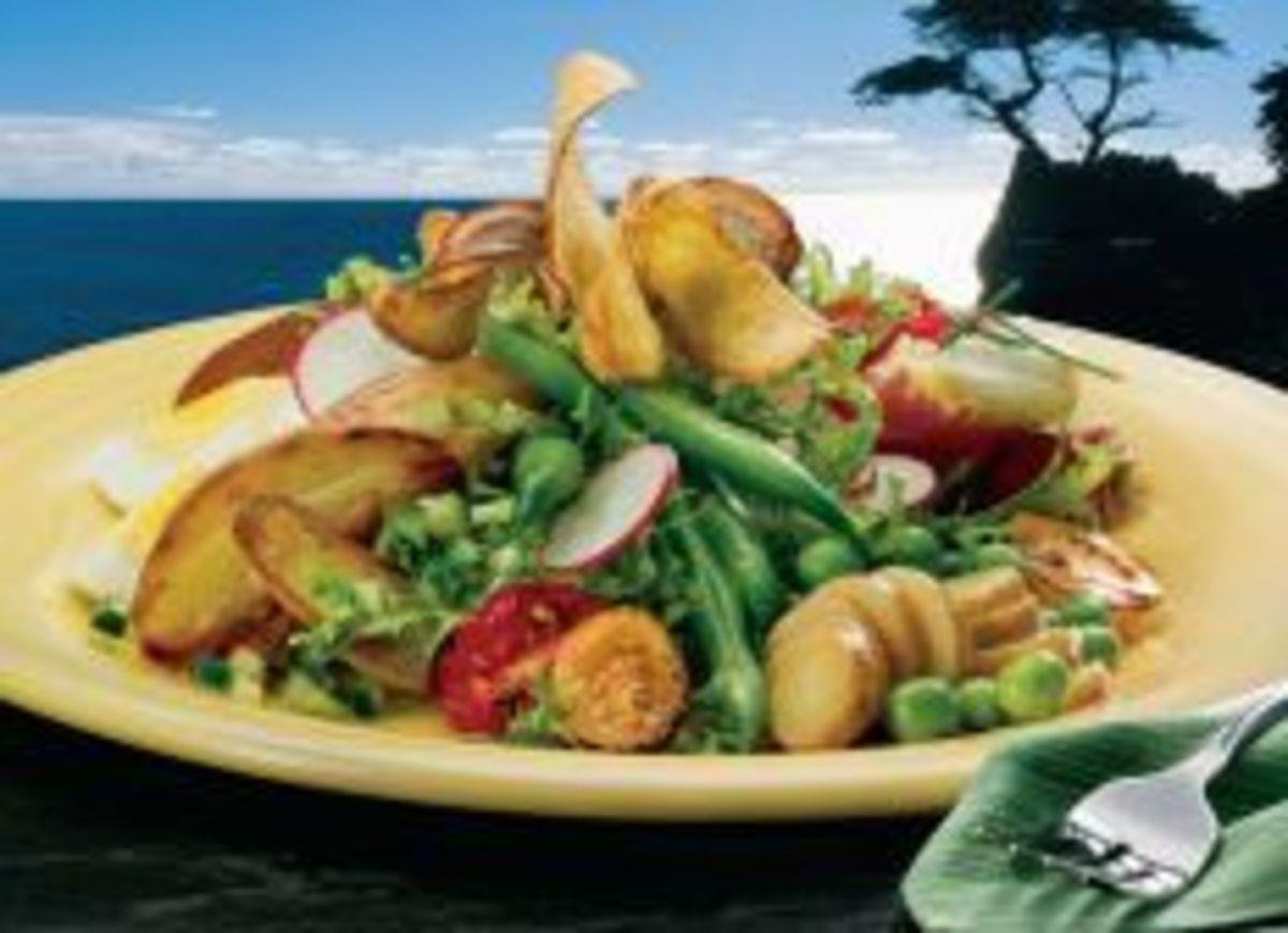 Idaho Fingerling Potato Salad