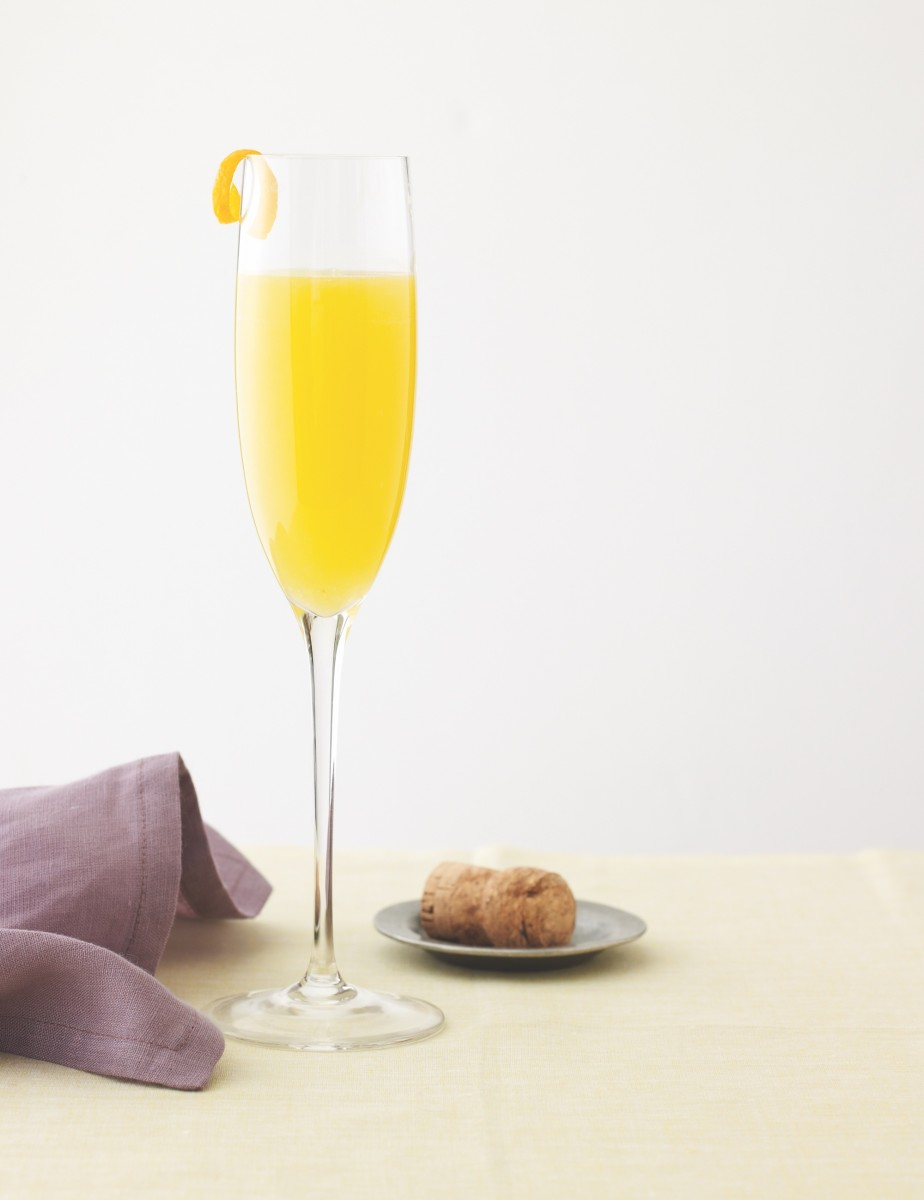 Mimosas FOR THE NEW YEAR