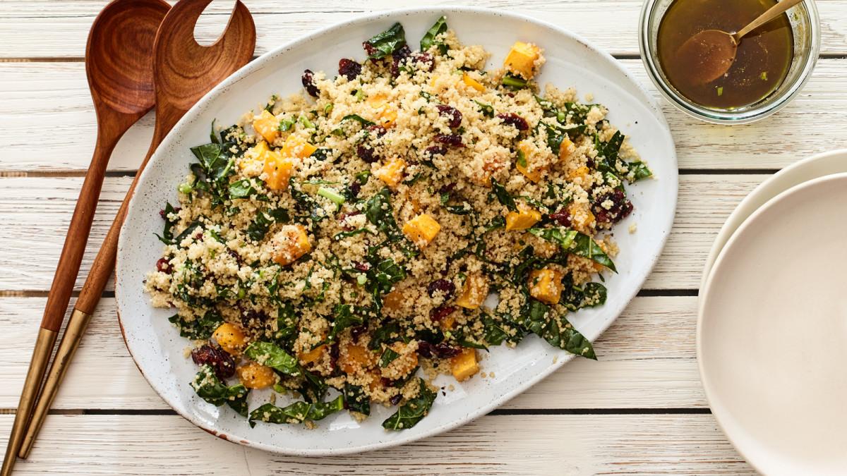 3 ingredient couscous salad