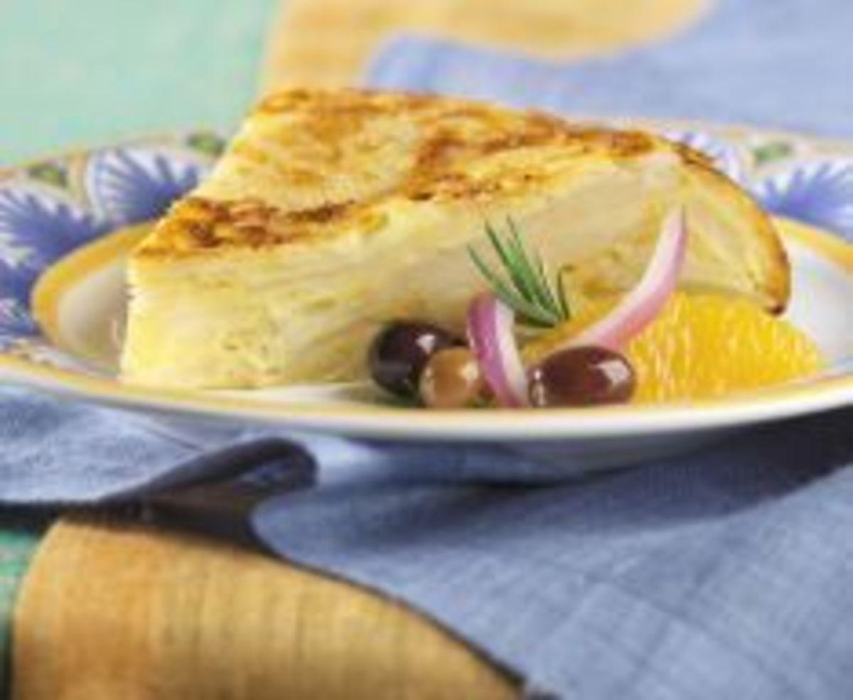 tortilla espanolla