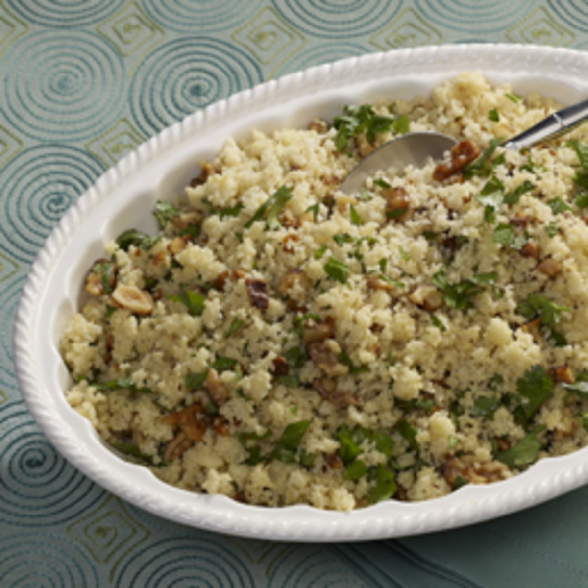 Walnut Crunch Couscous
