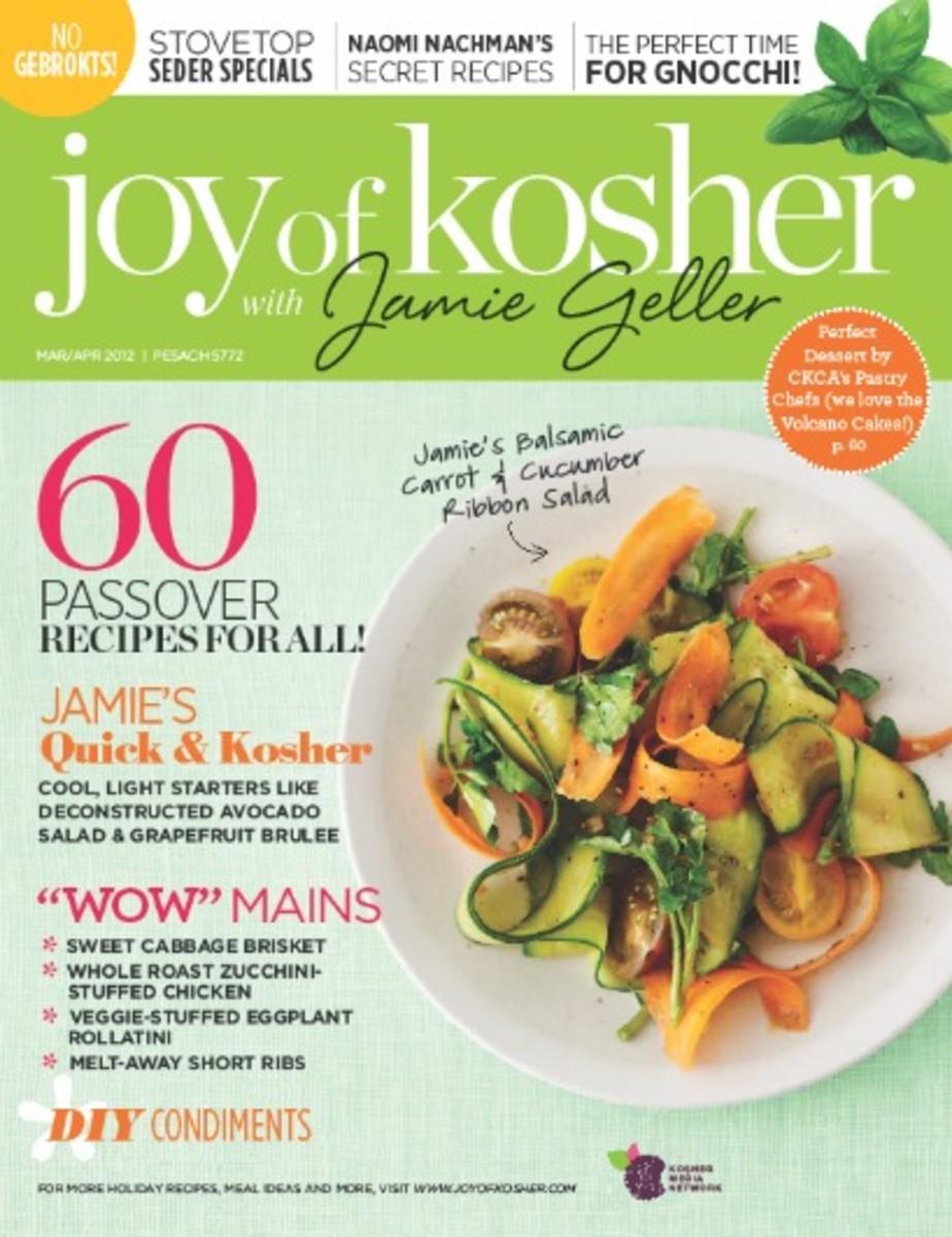magazine passover 2012