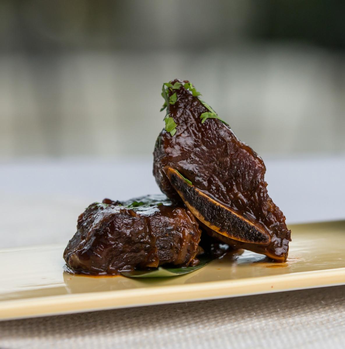 instant pot Asian ribs
