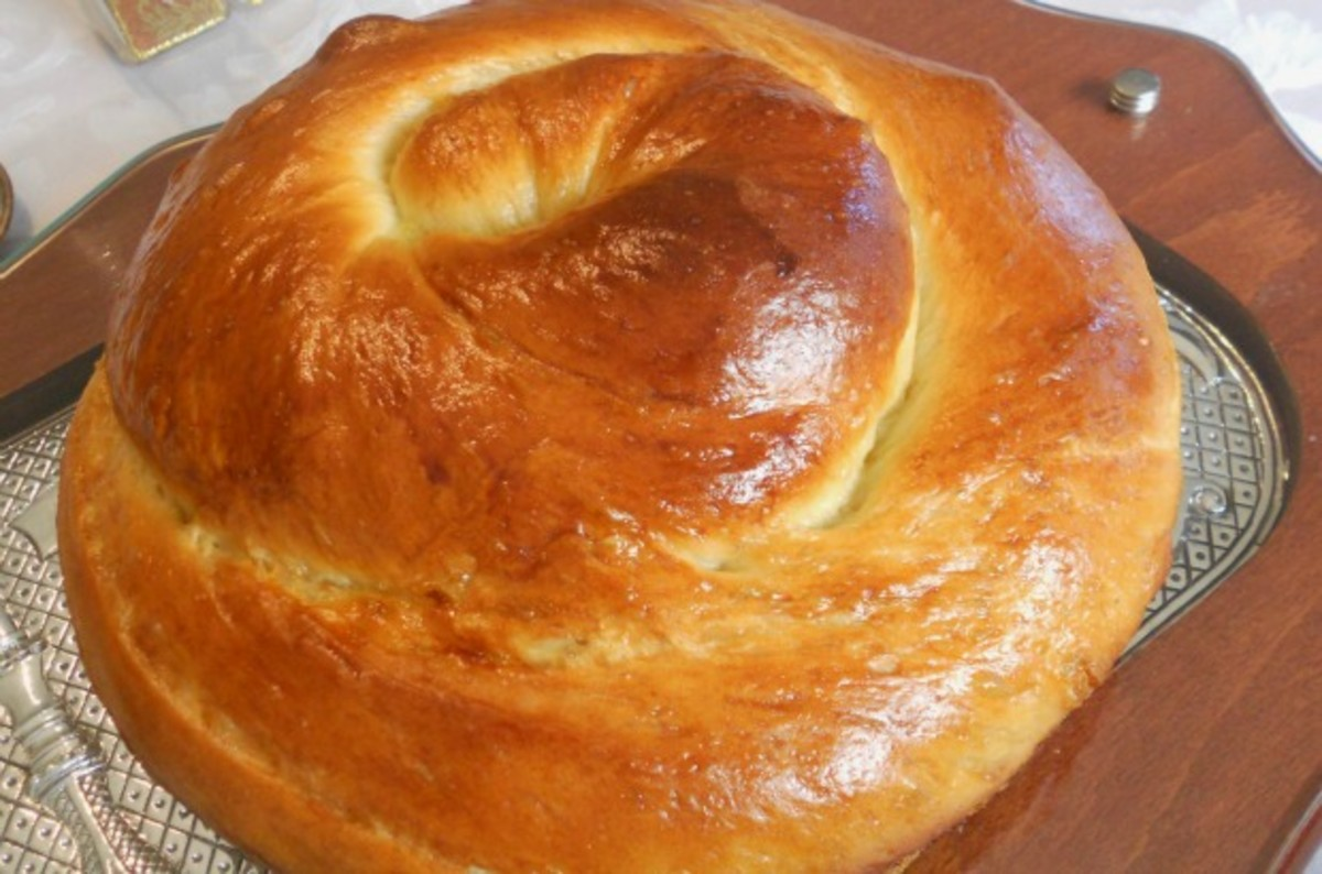 Challah in israel
