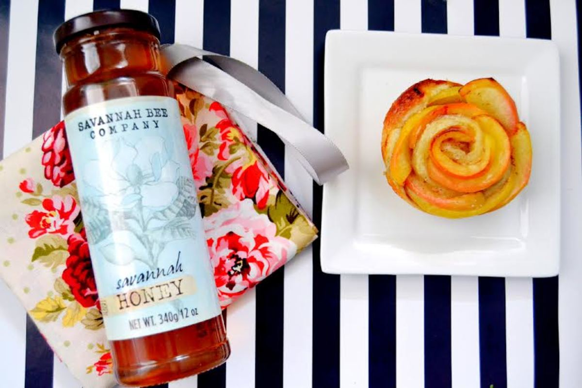 Savannah Honey and Apple Rosettes.jpg
