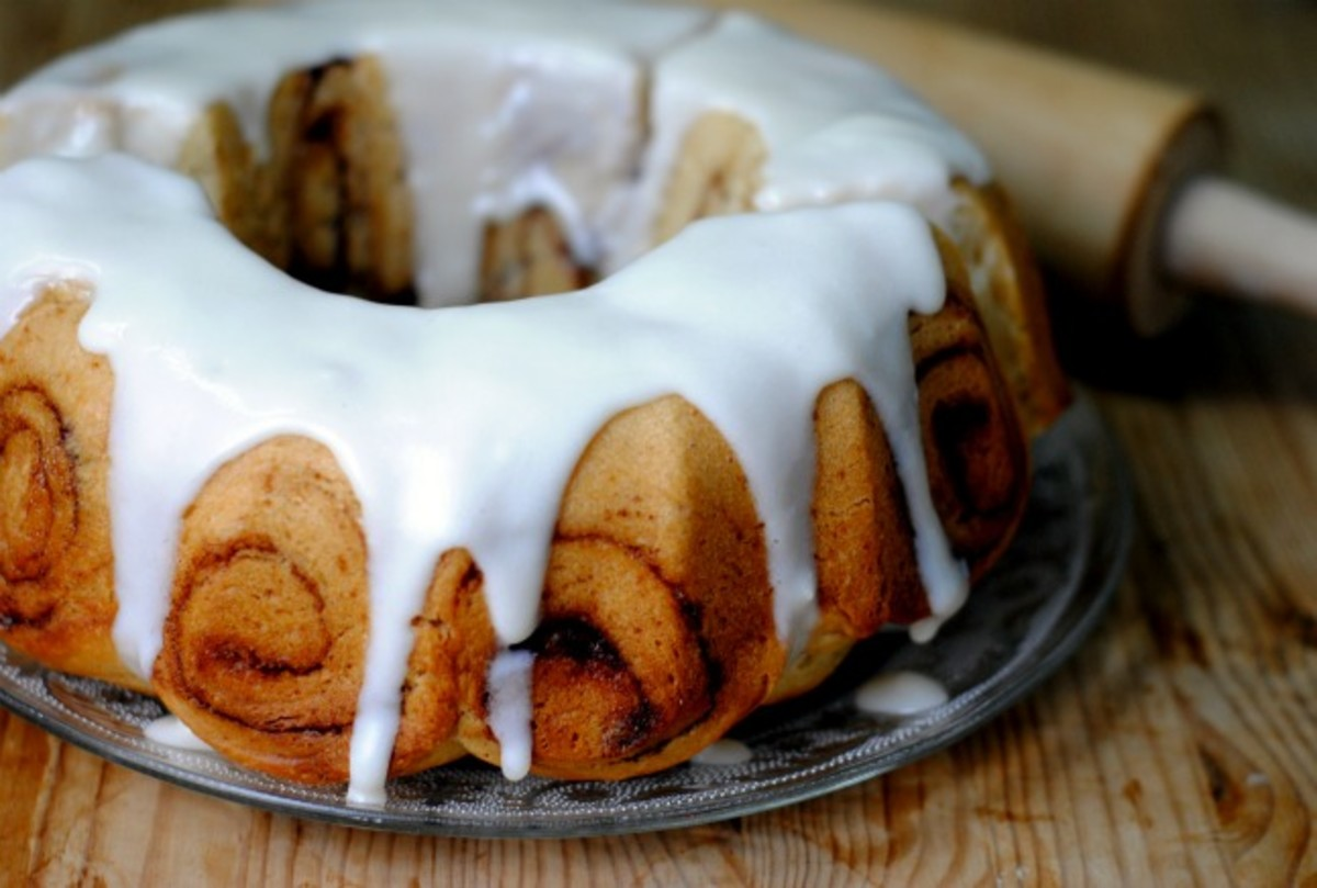 cinnamon bun cake final