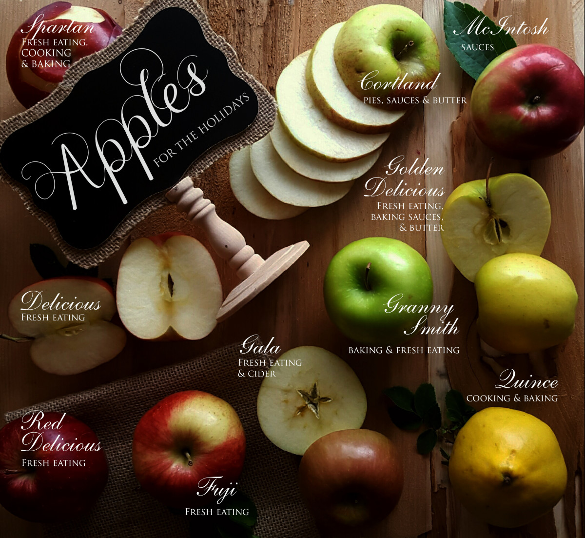Fall Apple Creations