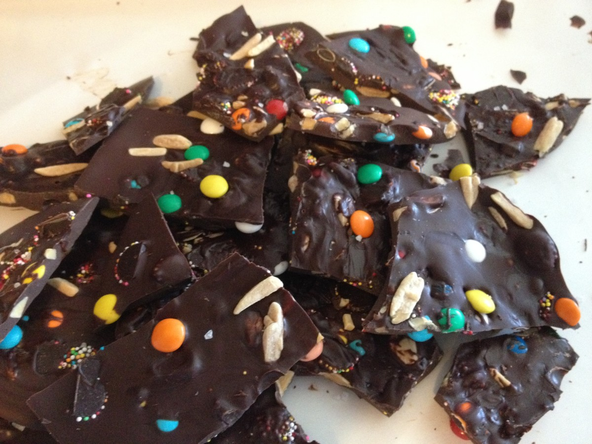 KIddie Candy Bark