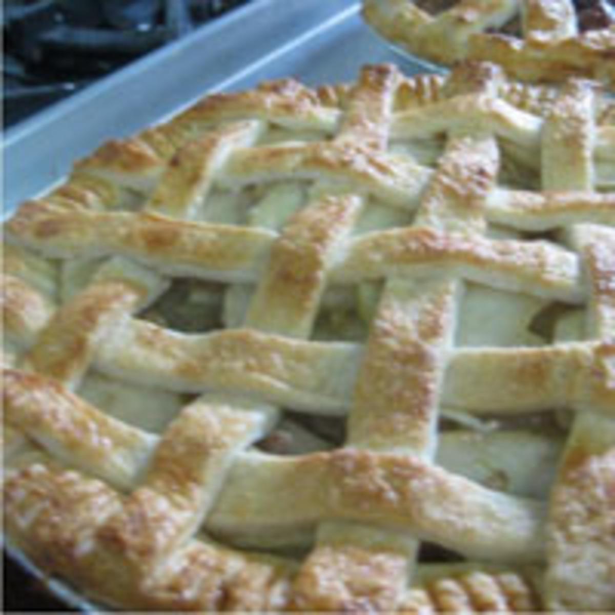 Thanksgiving Maple Pecan Pie