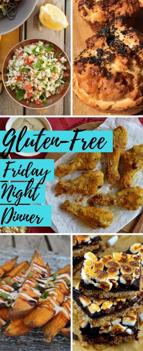 gluten free shabbat
