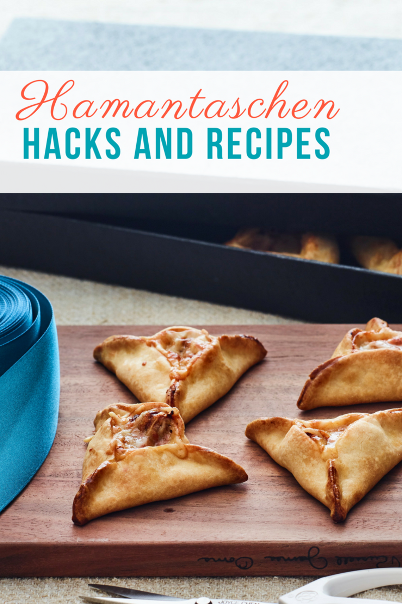 Hamantaschen hacks and recipes
