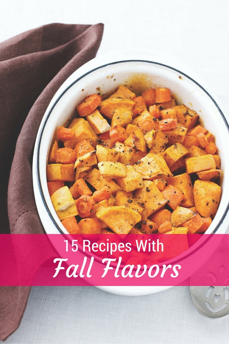 15 Recipes with Fall Flavors