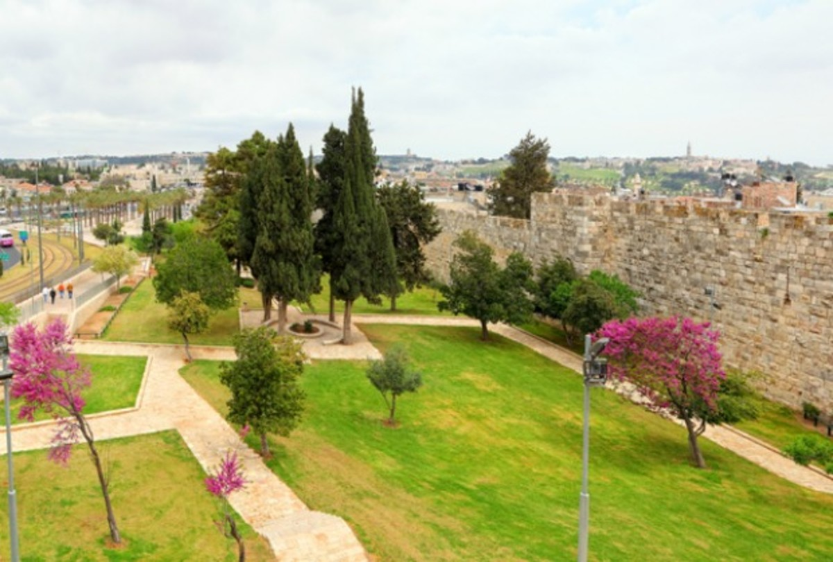 israel in spring