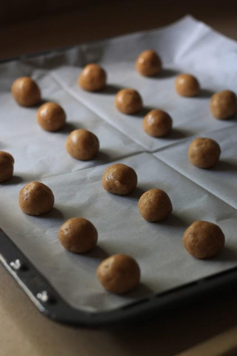 Honey Cake Cookies Step 3
