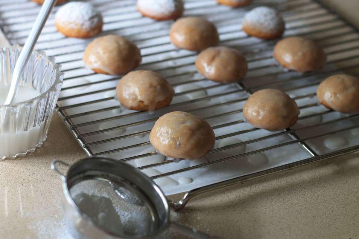 Honey Cake Cookies Step 5
