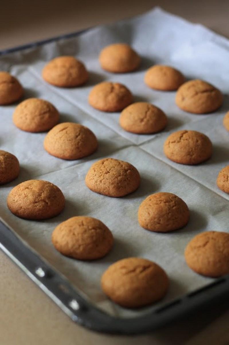 Honey Cake Cookies Step 4