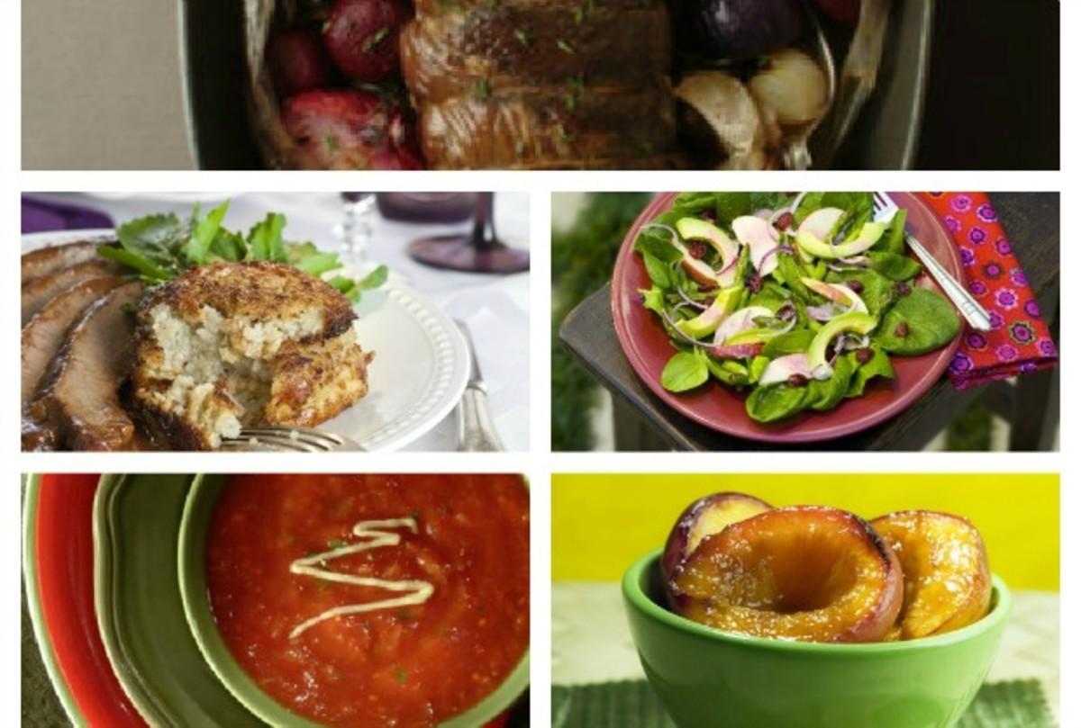 simchat torah recipes