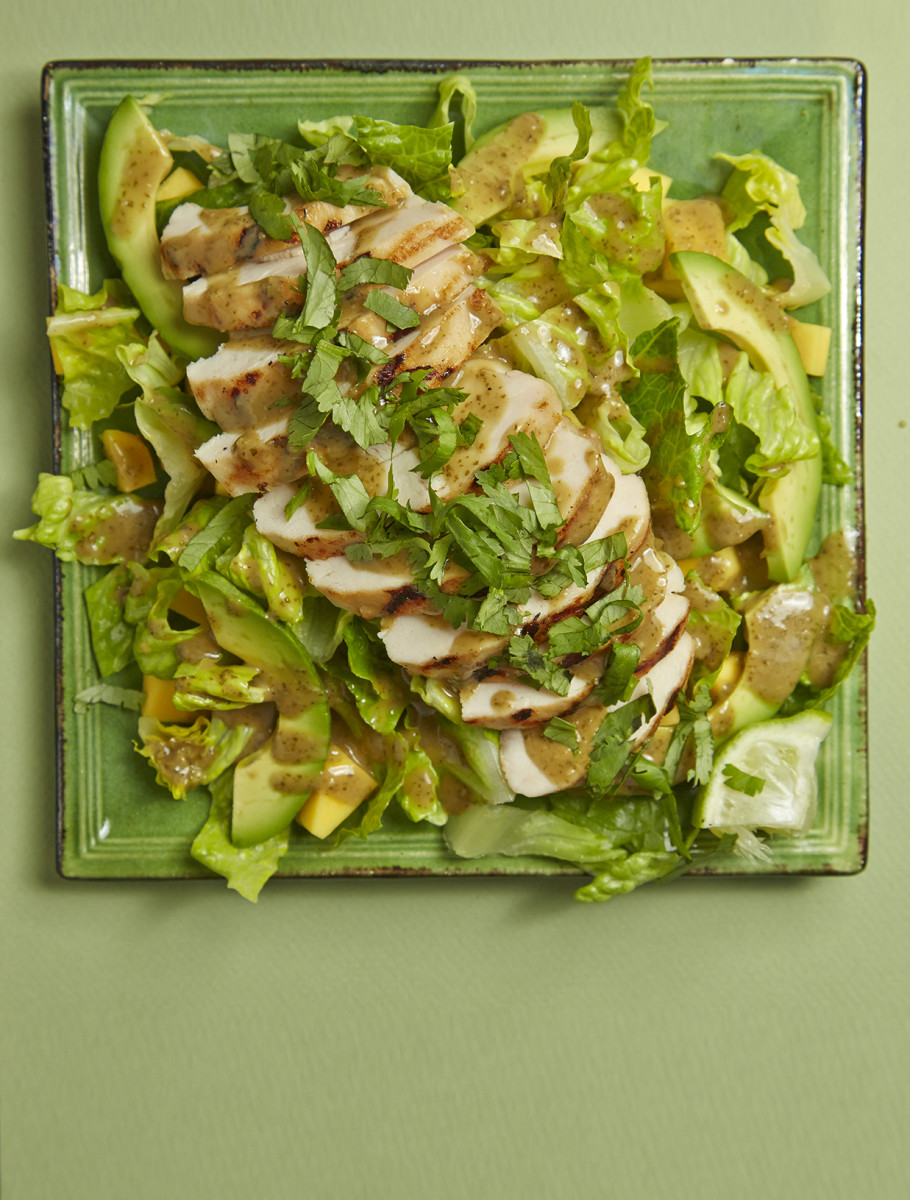 Margarita Chicken Salad