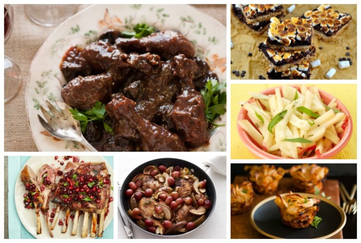 10 rosh hashanah recipes