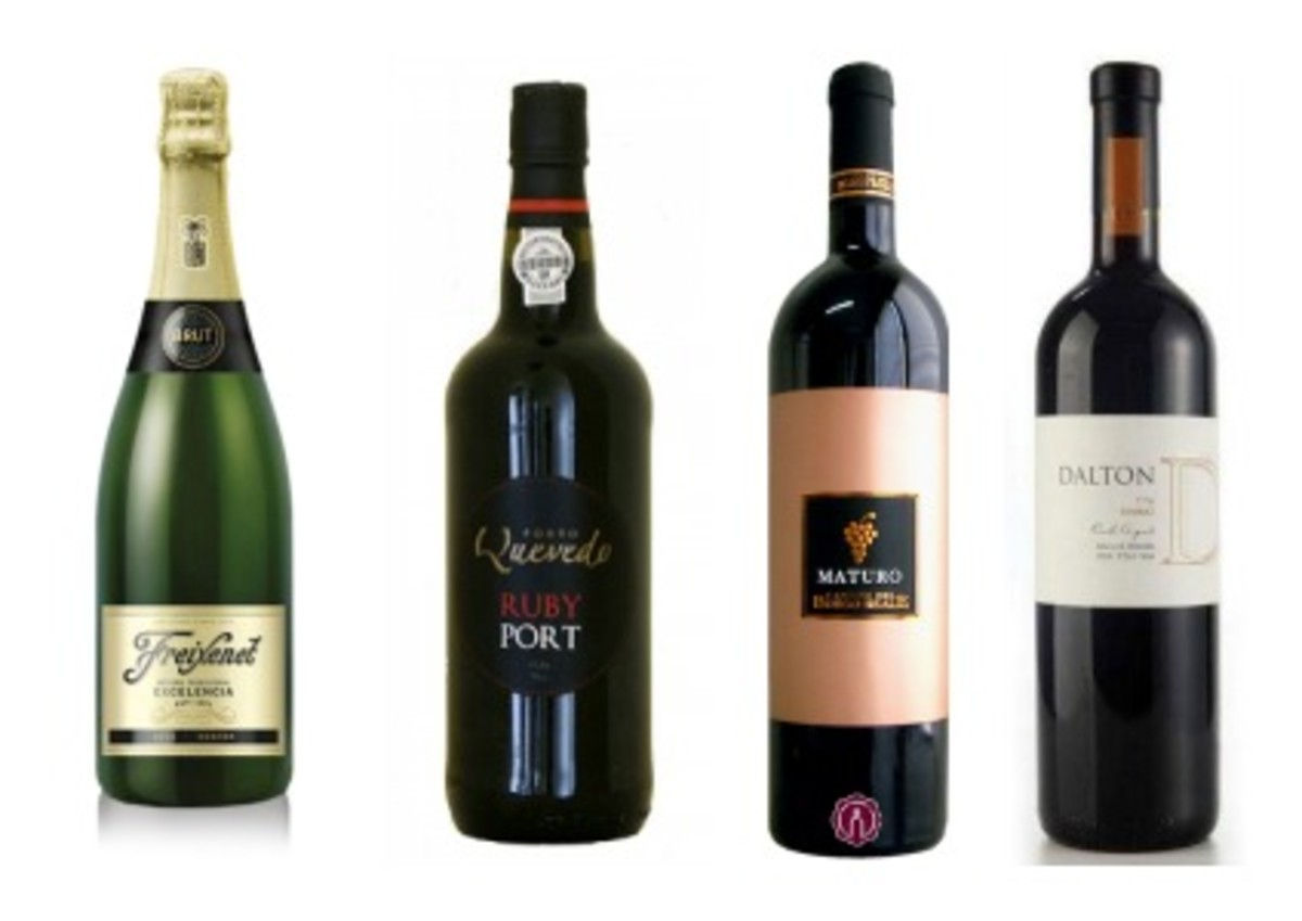 wines for purim