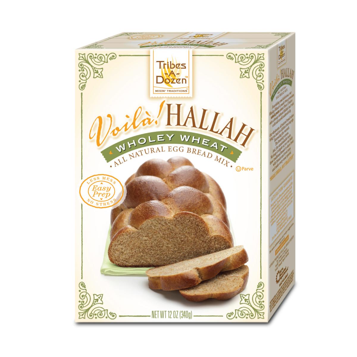 Voila! Hallah Egg Bread Mixes