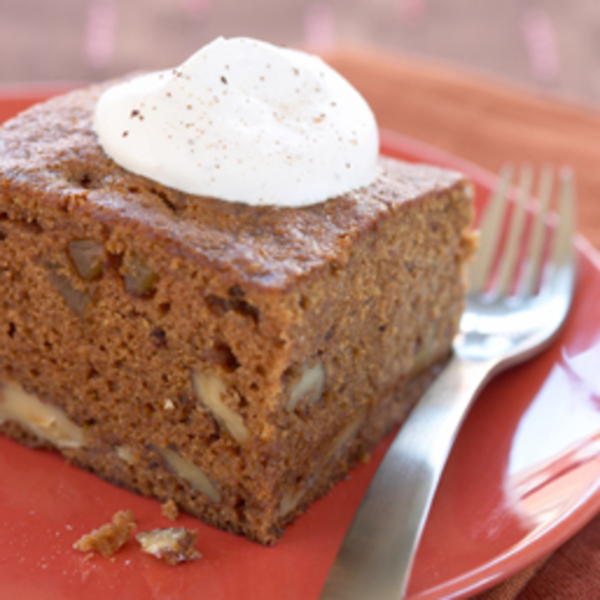 Nutcracker Sweet Ginger Walnut Loaf