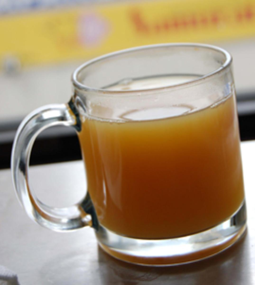 Florida Orange Tea
