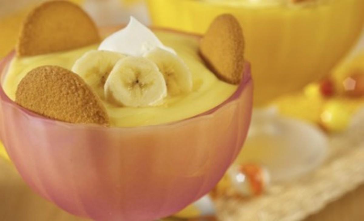 Buncha Banana Pudding