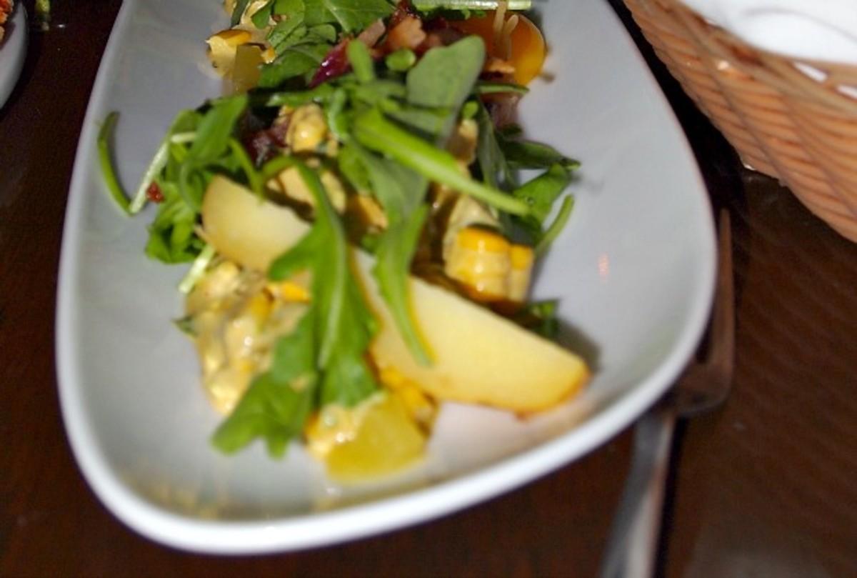 pardes roasted corn salad