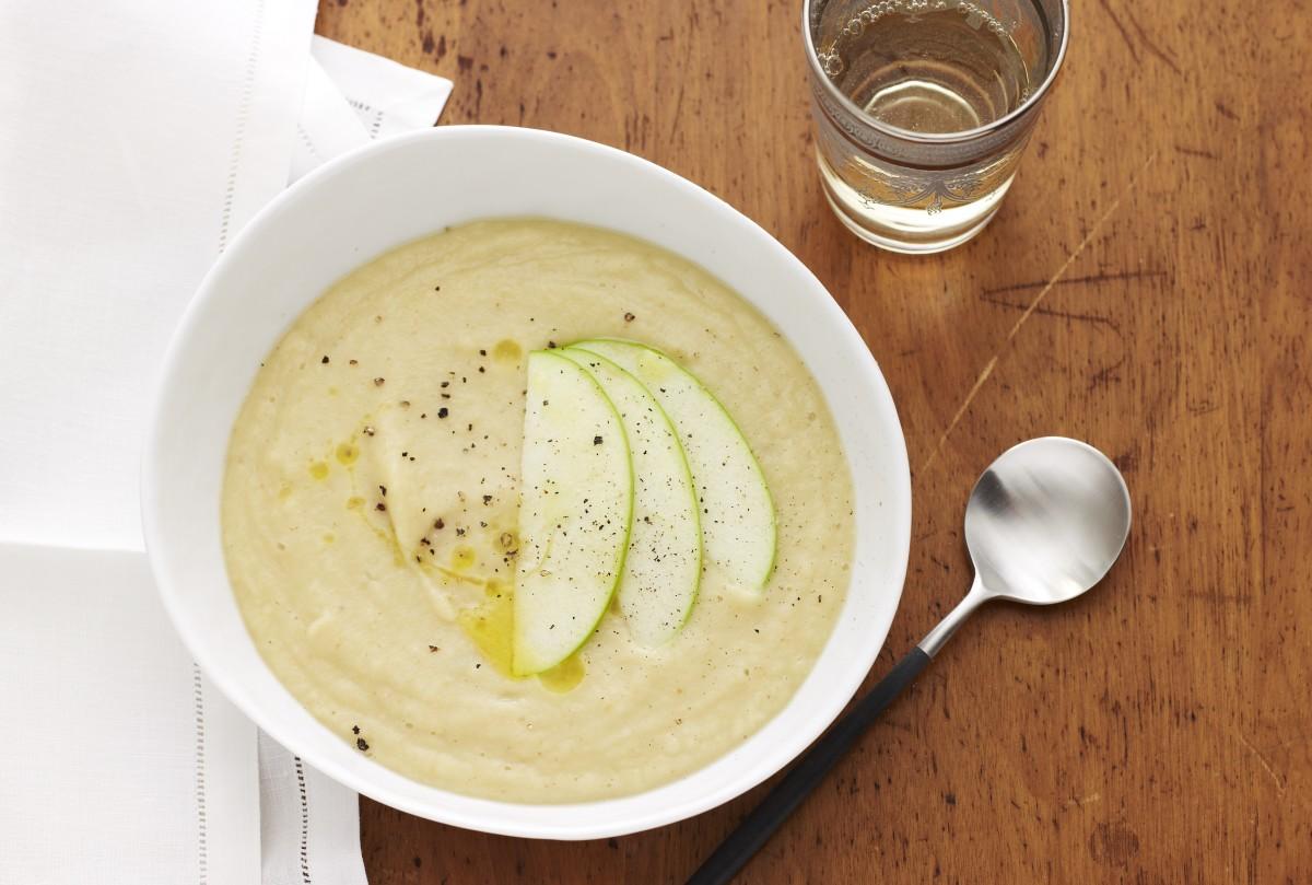 Apple Parsnip Soup large