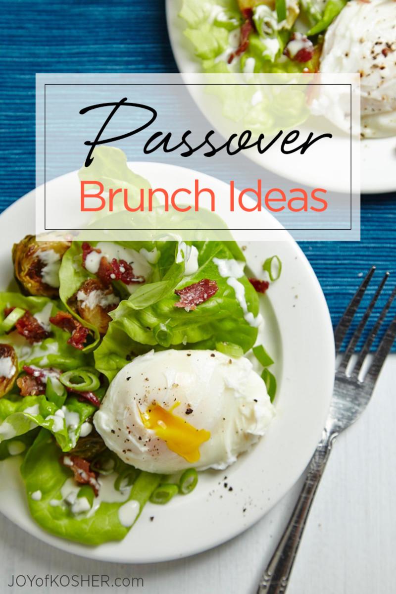Passover Brunch