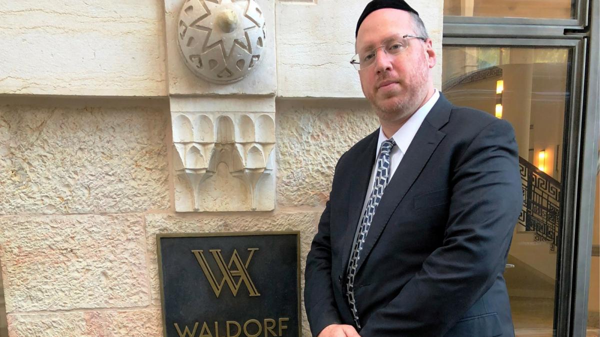 Rabbi Eliashiv Nafcha