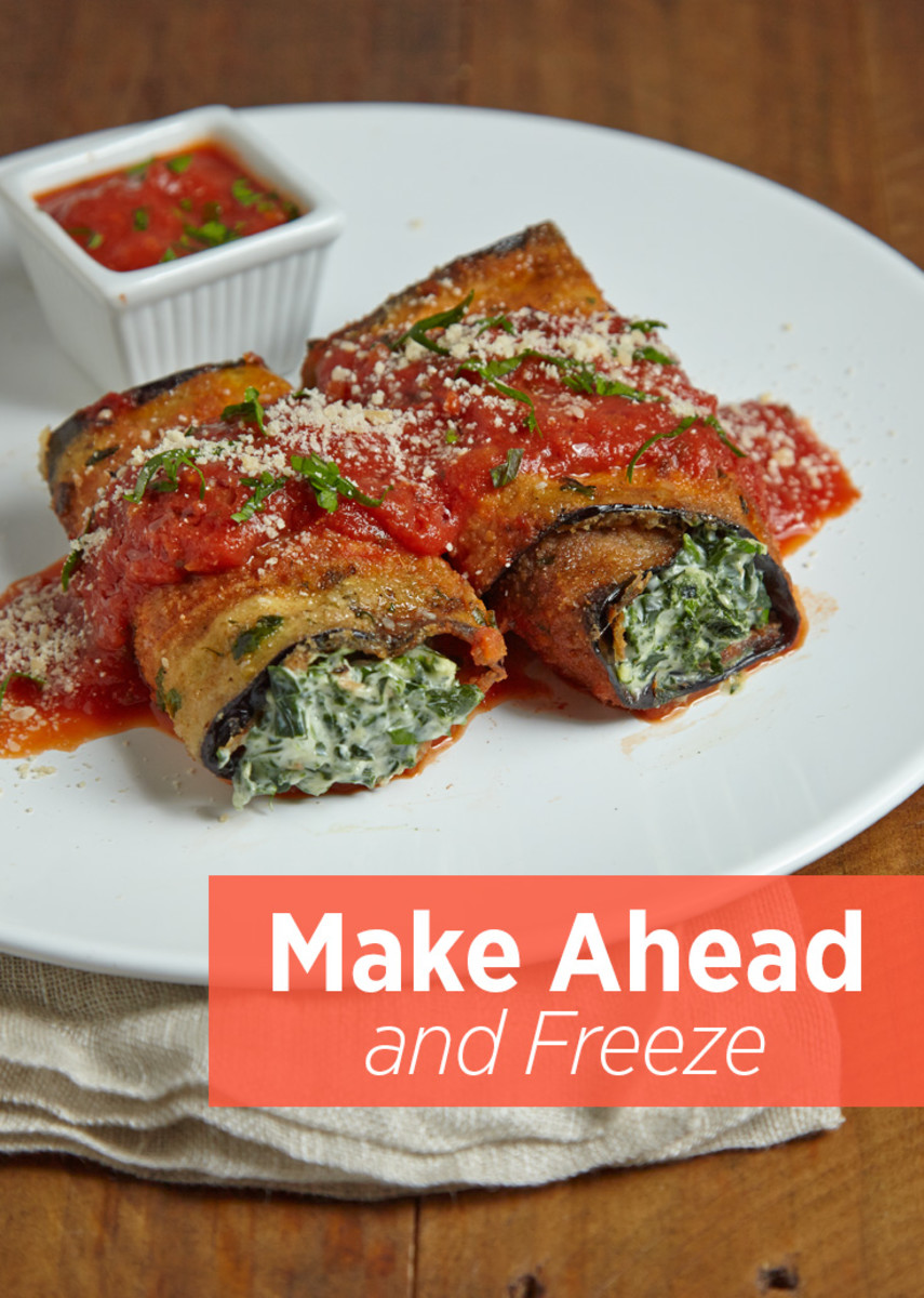 Passover Make Ahead and Freeze