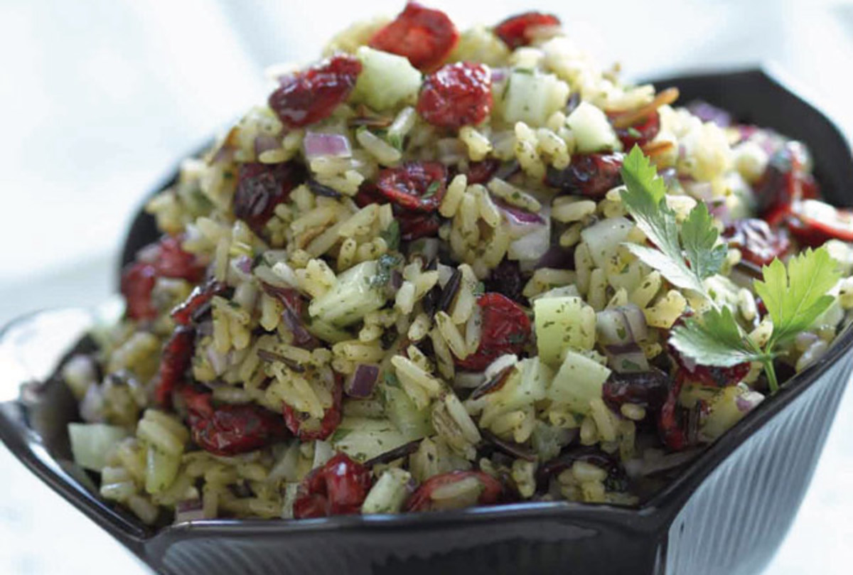 Long Grain and Wild Rice Salad