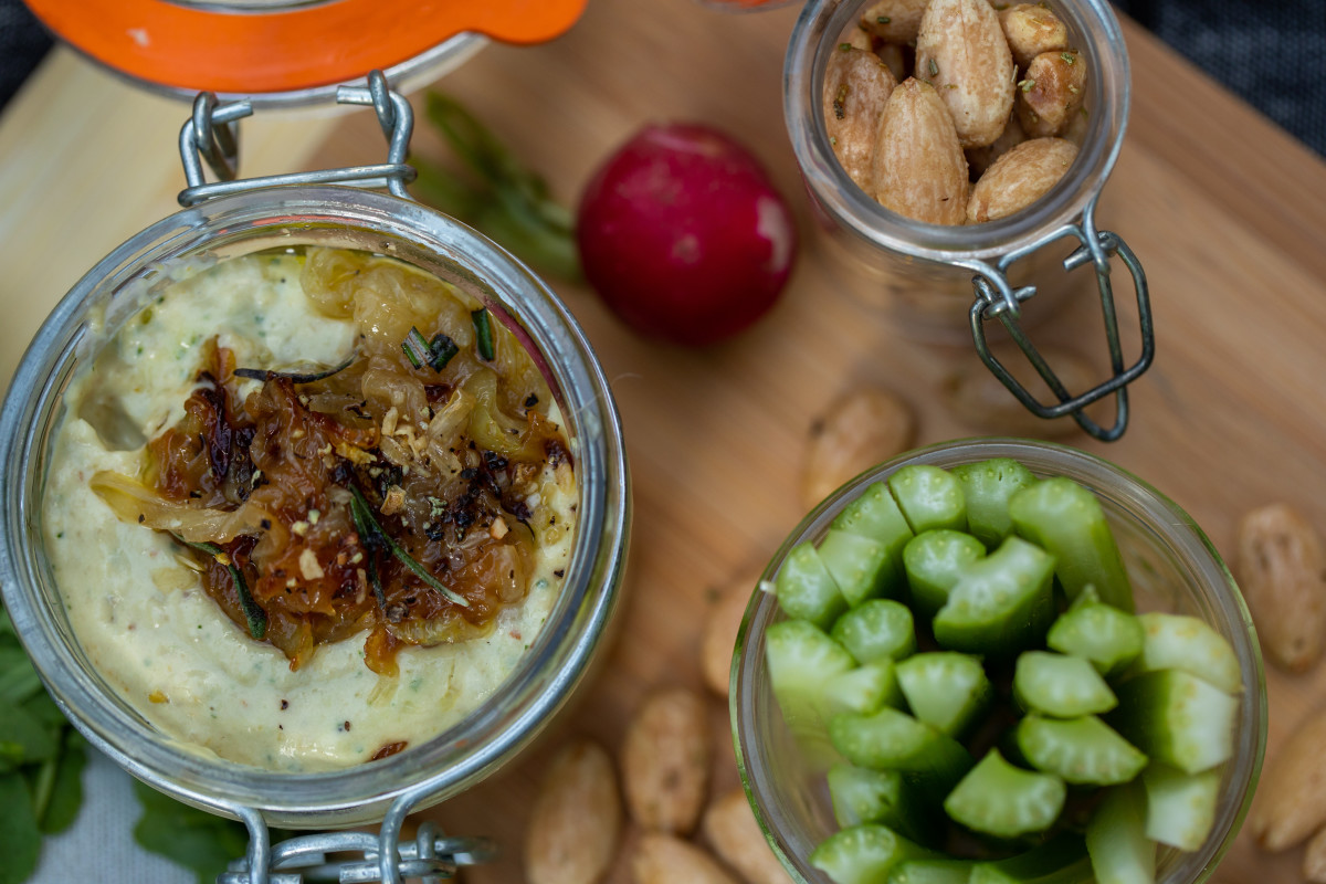 Caramelized Onion Aioli