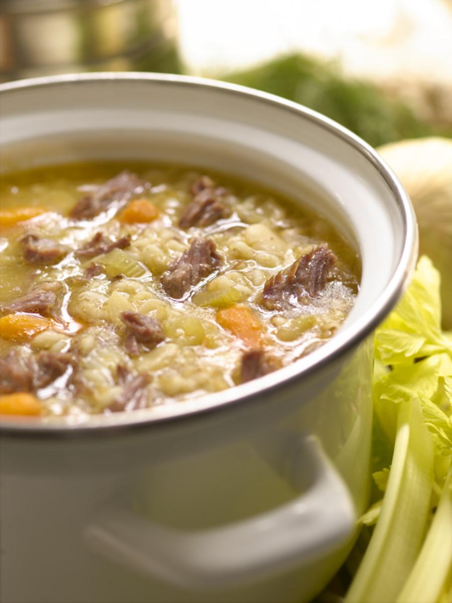 Beef Porridge