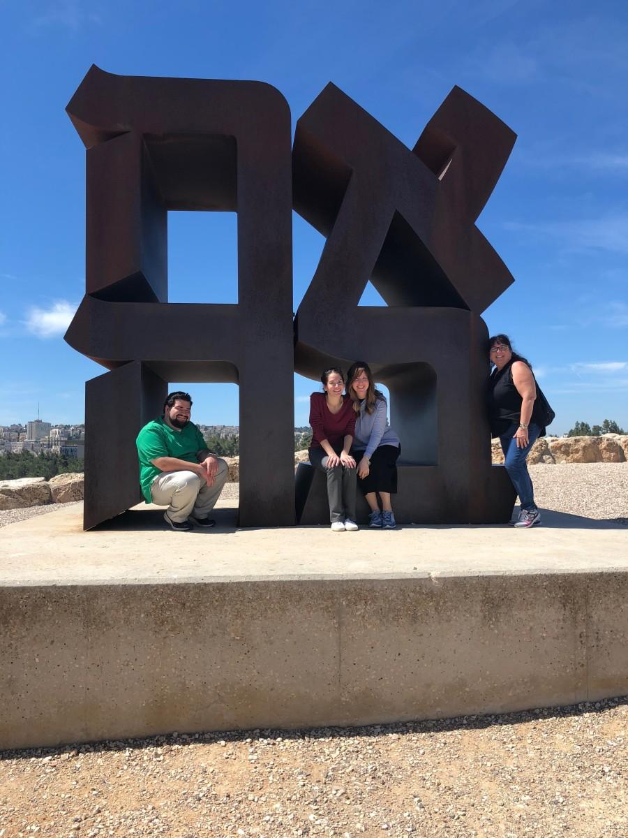 Emily & Jamie Israel Contest Winner Trip