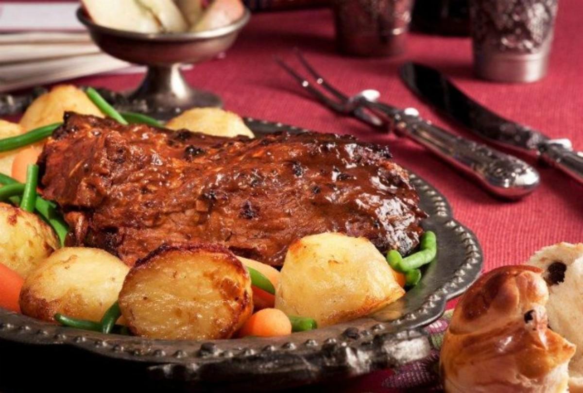 raisin roast