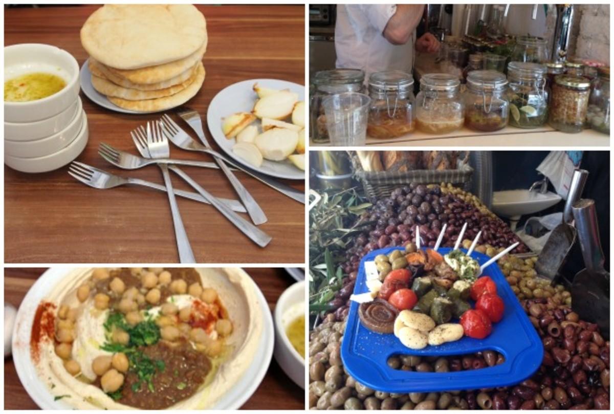 israel food tour