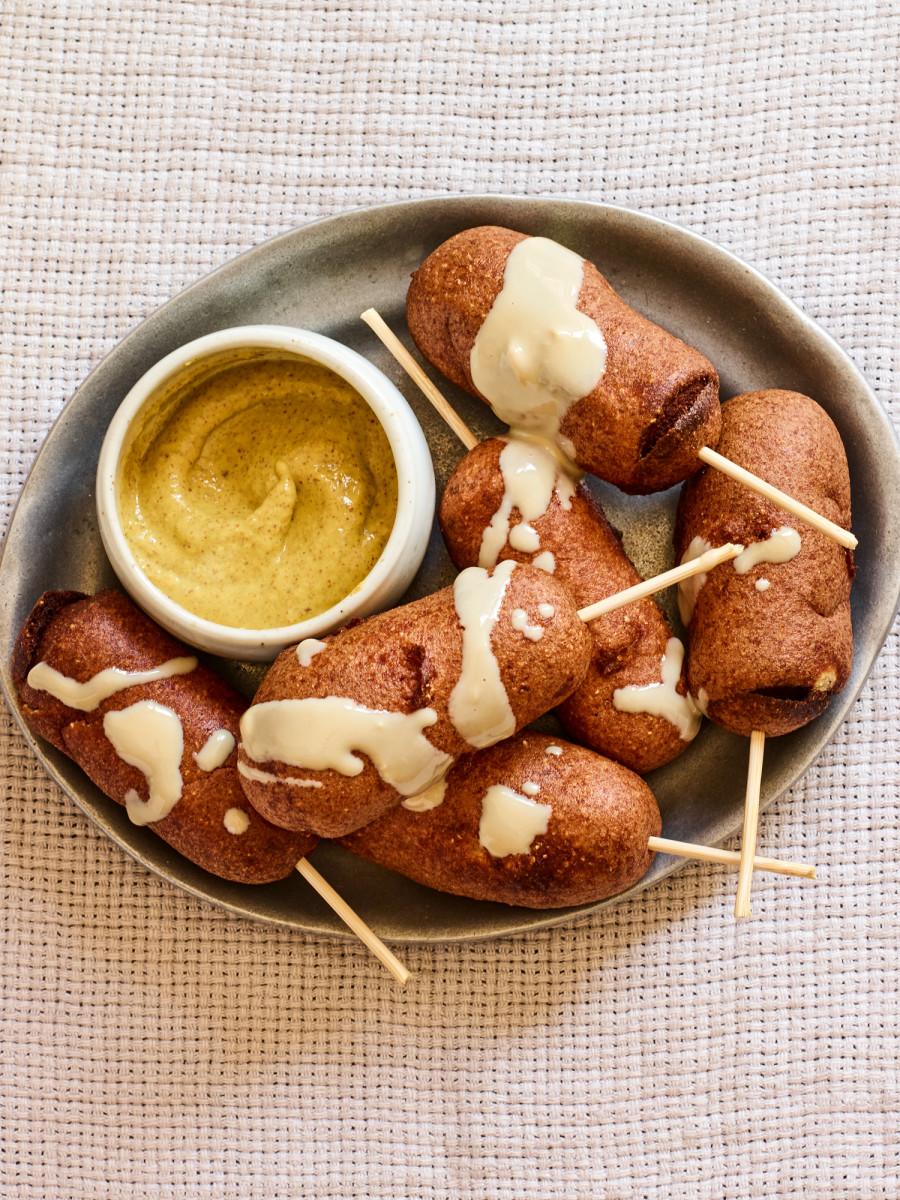 falafel dogs