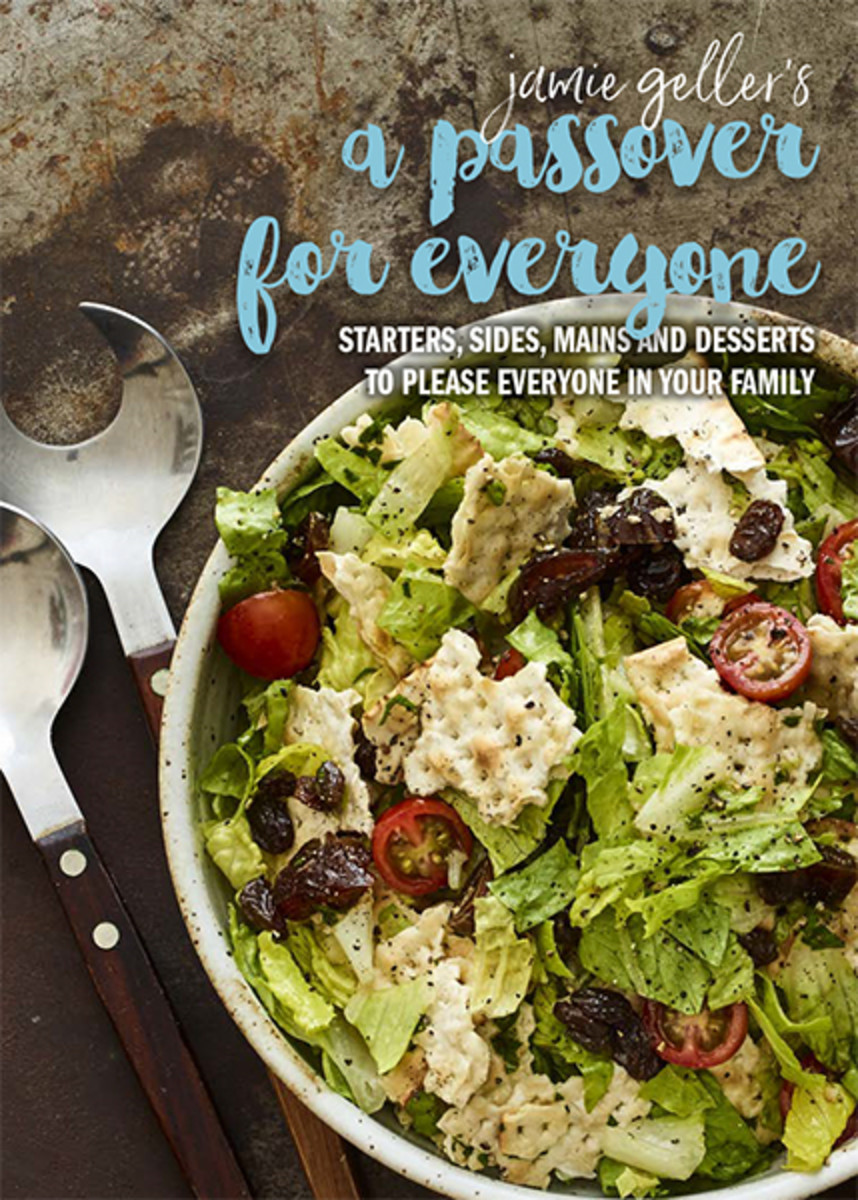 Jamie Gellers Passover for Everyone ebook cover