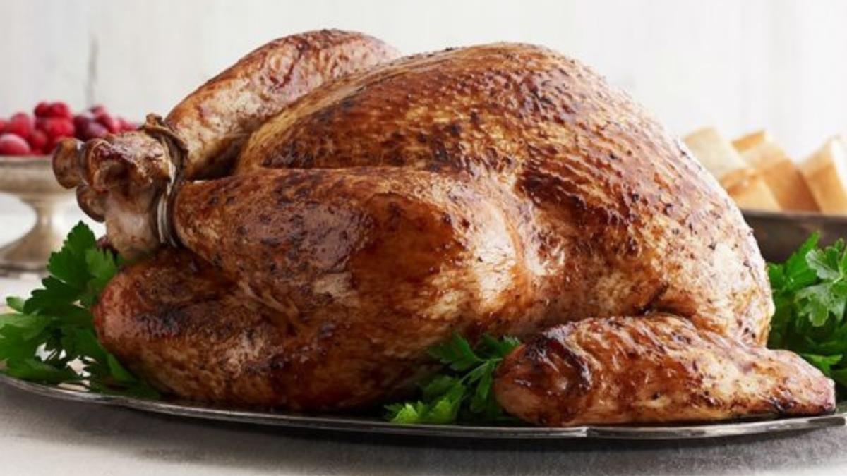 roast turkey with whiskey