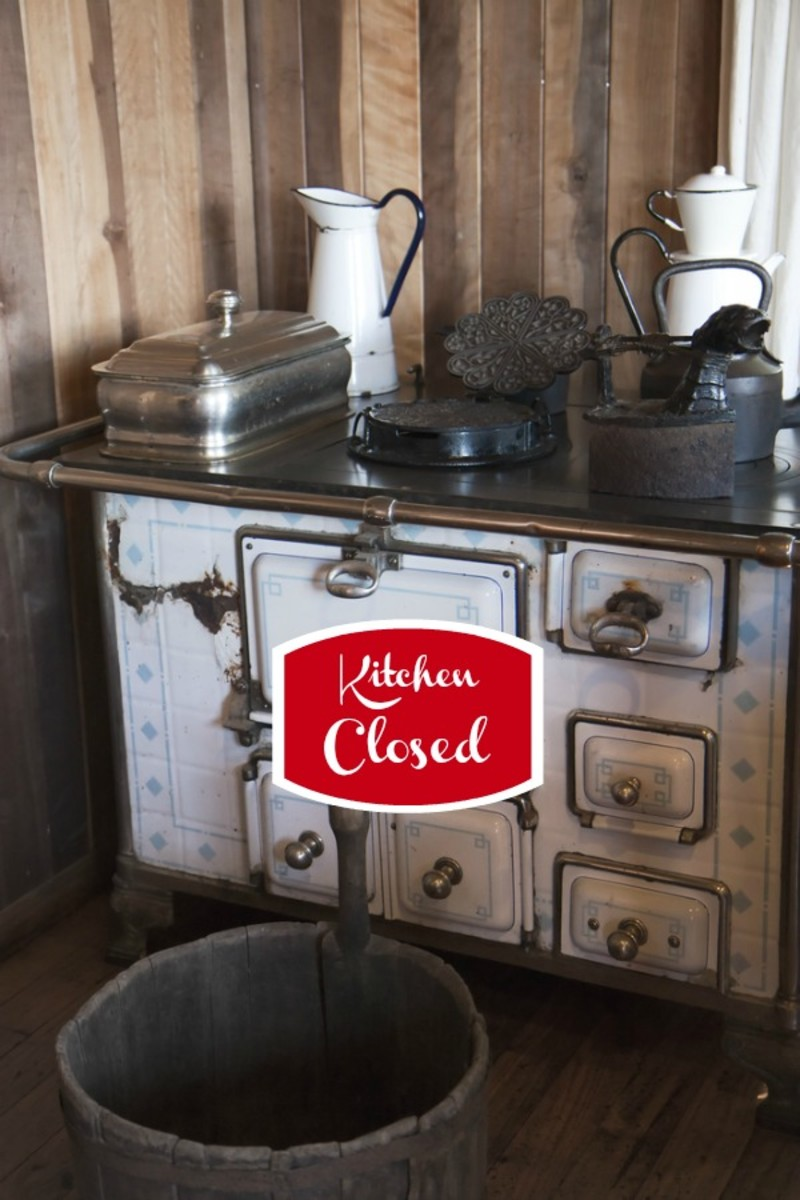 kitchen closed