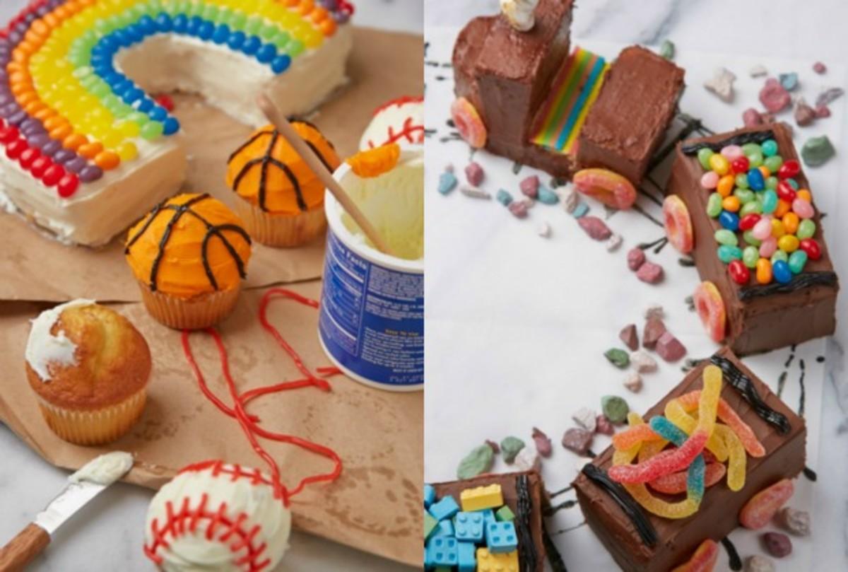 diy decorated cakes